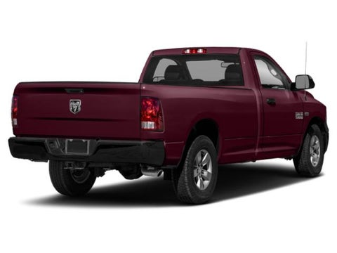 2019 RAM 1500 CLASSIC TRADESMAN REGULAR CAB 4X4 6'4 BOX